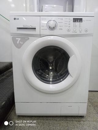 lavadora LG 7KG direct drive