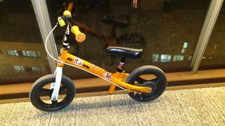 Bicicleta niño con freno