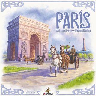[NOVEDAD] Paris juego de mesa