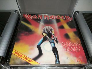 Iron Maiden maiden japan