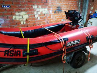 barca semirrigida de 3,46 m