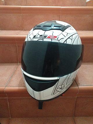 casco de moto mujer ls2
