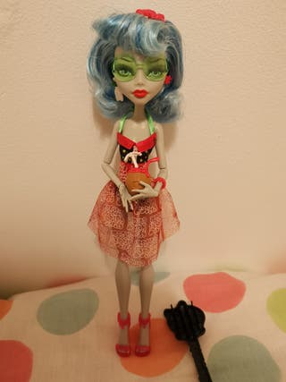 Monster High Ghoulia.