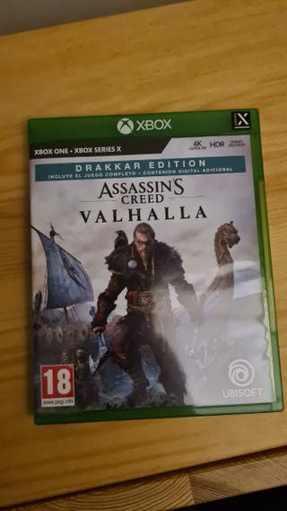 Assassin's Creed Valhalla xbox