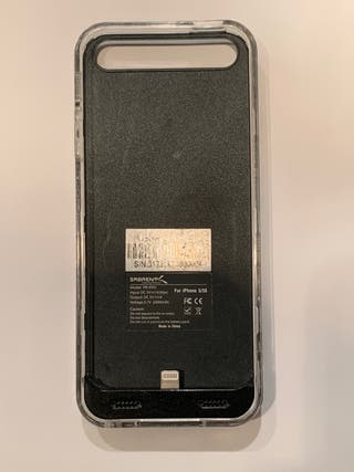 Sabrent funda cargador portatil iphone 5