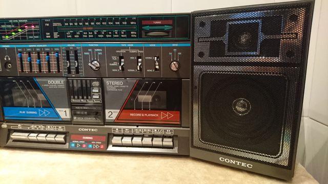 Radio cassette Contec