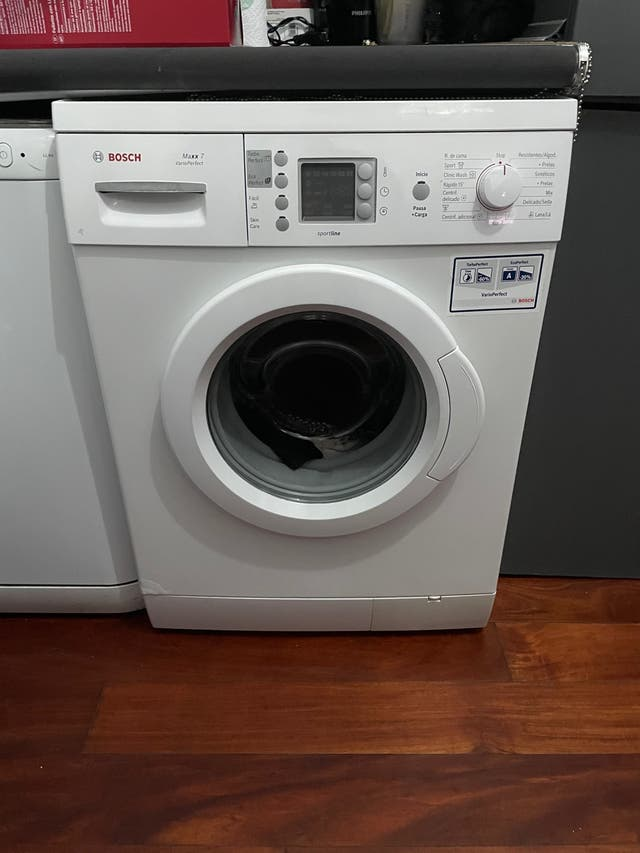 Lavadora en perfectas condiciones