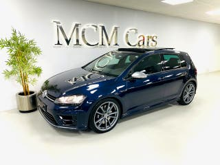 Volkswagen Golf R 300CV 4motion 2017