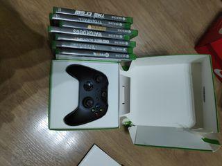 pack juegos mas mando xbox one (rb no va)