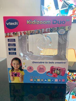 Cámara fotos niños Kidizoom duo- VTECH