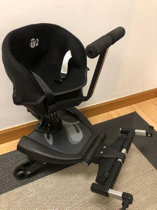 Patinete universal con asiento