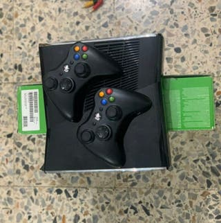 Xbox 360 COMO NUEVA!!