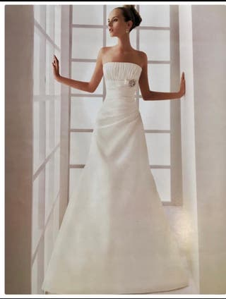 vestido novia colección two by ROSA CLARA