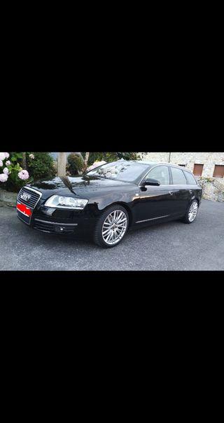Audi A6 avant impecable particular