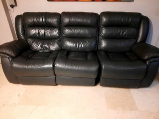 OCASION!! Sofa de piel