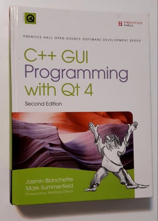 libro C++ GUI Programming with Qt 4