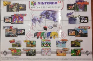 Nintendo 64 Game Boy Color