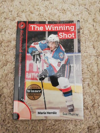 libro inglés the winning shot