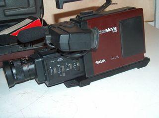 Videocamara Profesional Saba Cam Recorder VM6700