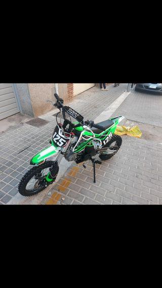 Pit Bike Pitcross PGR ARROW 125cc 2020 Husqvarna