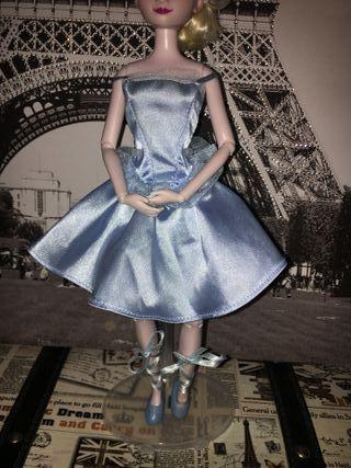 Vestido bailarina Barbie
