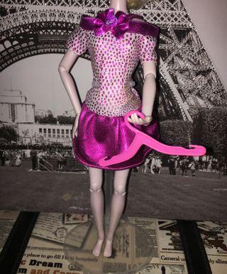 Vestido Barbie