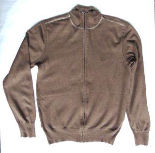 . levis. chaqueta con cremallera. t XL