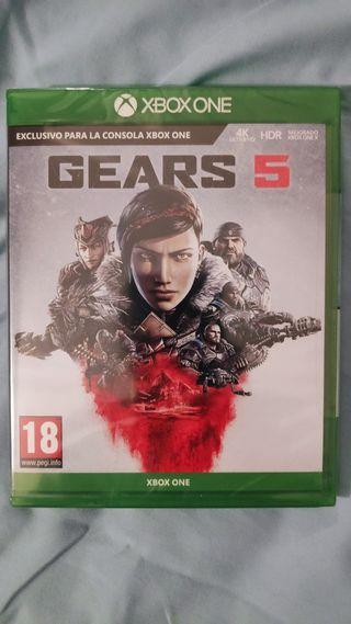 Gears 5 PRECINTADO para Xbox One o Series