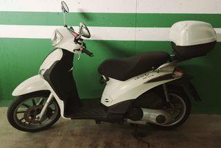 moto Piaggio Liberty 125