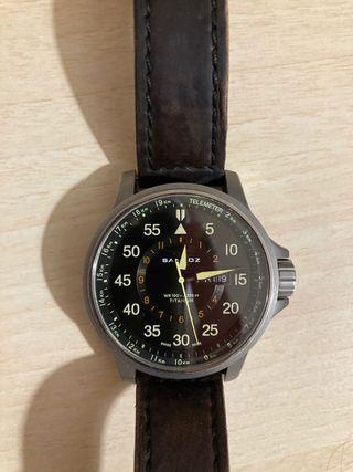 Reloj Sandoz Titanium Shappire