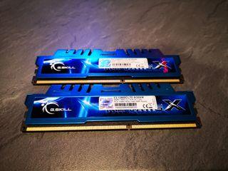 Memoria Ram 8gb ddr3 1600 g.skill