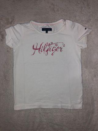 Camiseta Tommy Hilfiger para niña
