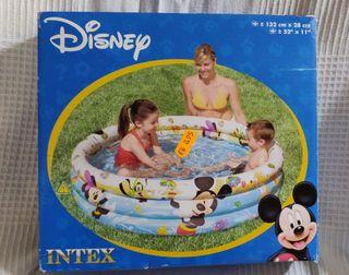 Piscina hinchable Infantil Disney