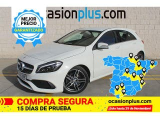 Mercedes-Benz Clase A 200 d AMG Line 100 kW (136 CV)