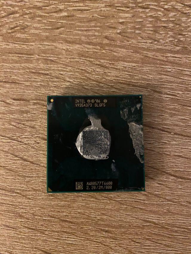 Procesador Intel T6600