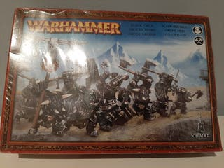 warhammer orcos negros