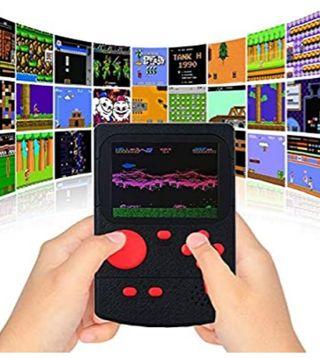 consola de juegos retro portátil a estrenar