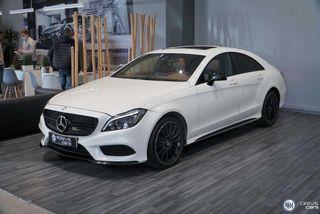 Mercedes Clase CLS 250d 4MATIC
