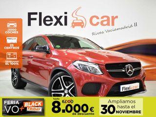 Mercedes Clase GLE GLE 450 AMG 4MATIC