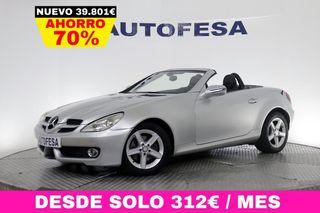 Mercedes-Benz SLK 200 SLK 200K 184cv 2p Auto