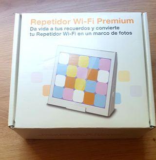 Repetidor wifi 5G con marco para fotos Nuevo