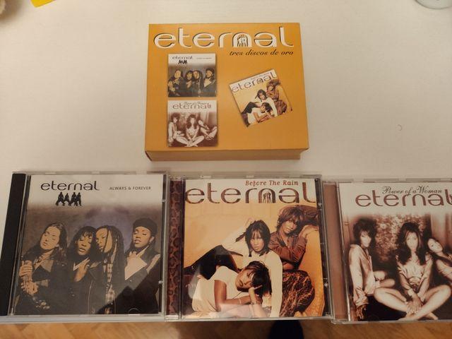 Colección CDs Eternal