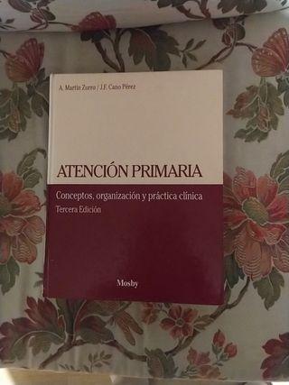 Atención primaria, Martín Zurro, tercera edición