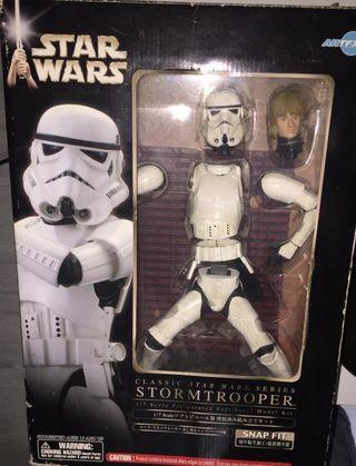 Figura de coleccion Star Wars Stormtrooper