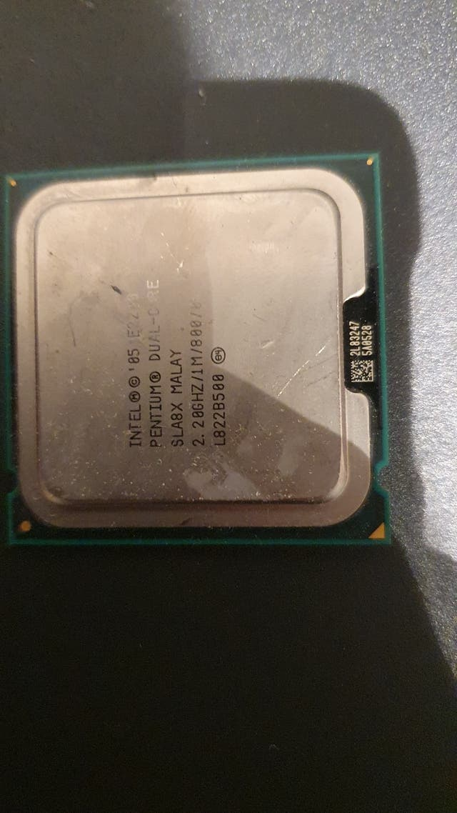 procesador intel pentium dual core E2200