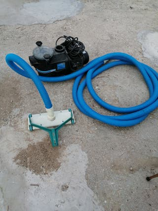 bomba de agua depuradora