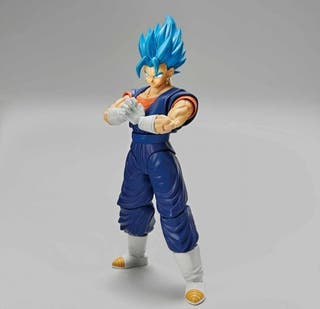 Vegetto Super Saiyan Blue Bandai Figure Rise Nuevo