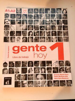 Libro GENTE HOY Curso de Español