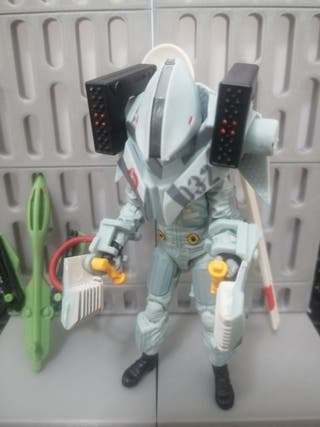 G. I. Joe figura Data Viper