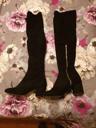 botas mosqueteras